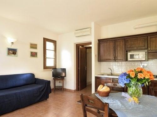 Alojamiento en Estándar Apartamentos Borgo Magliano