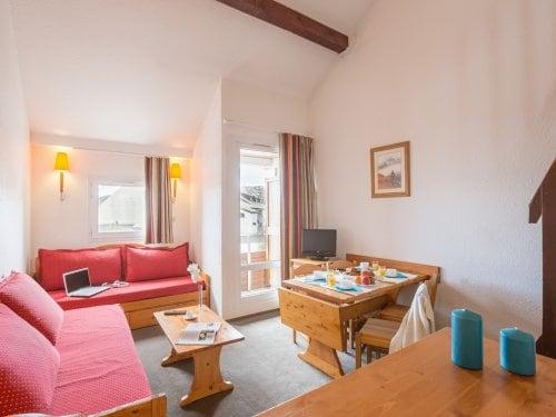 Alojamiento en Estándar Apartamentos Les Horizons d'Huez