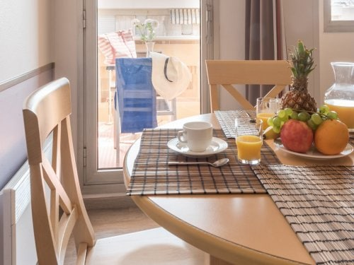 Self Catering Standard residence Promenade des Bains