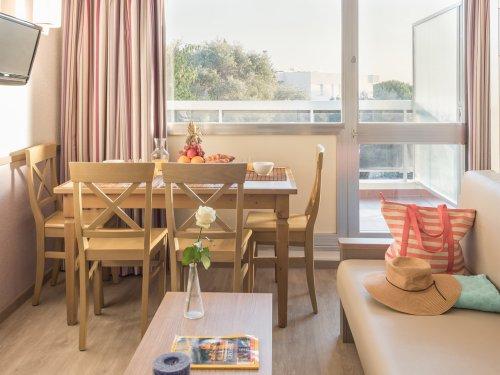 Alojamiento en Estándar residence La Rostagne