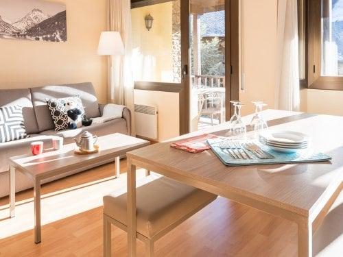 Self Catering Standard residence Andorra Alba
