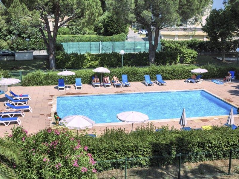vakantieverblijf Les Jardins Ombragés Cannes - Mandelieu