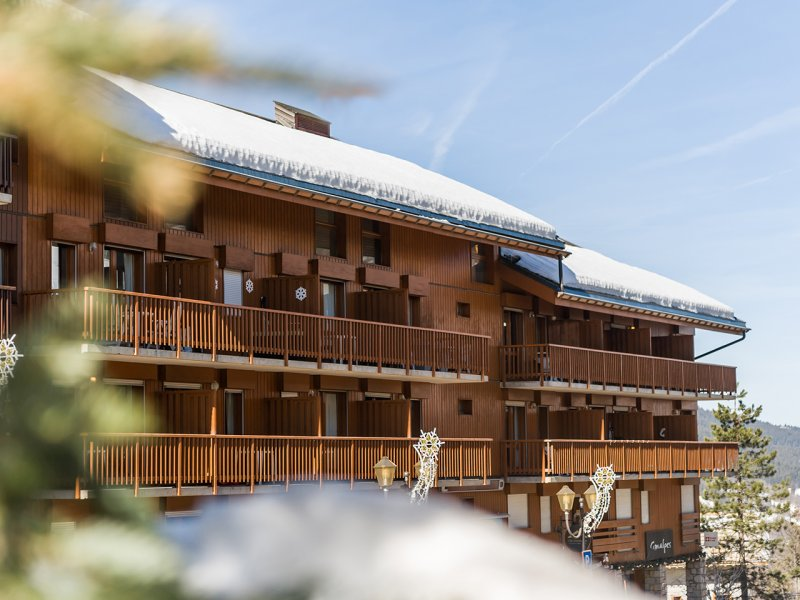 self catering Les Ravines Meribel