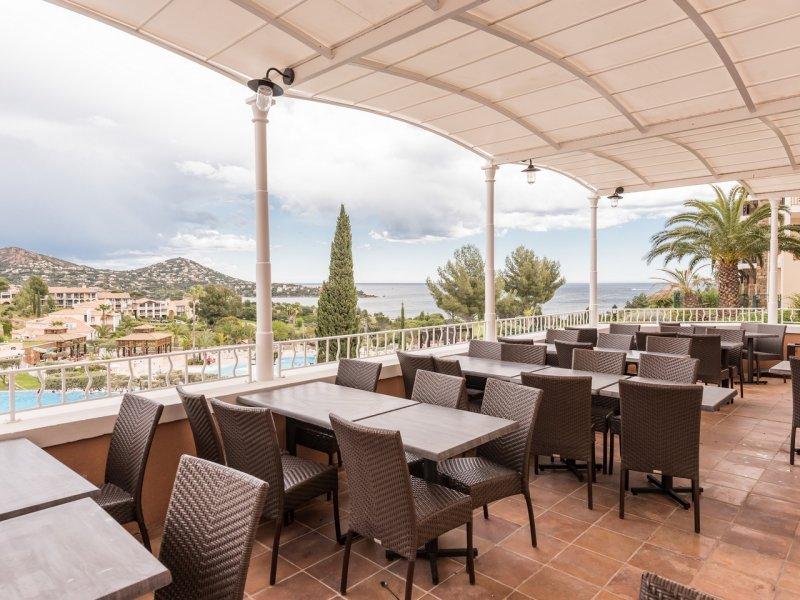 estancia vacaciones Hôtel de l'Esterel Saint Raphaël
