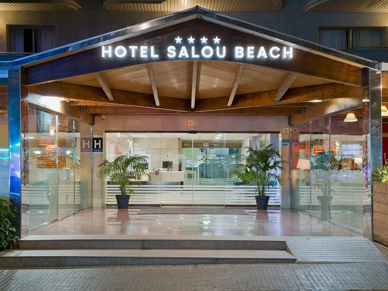 location Hôtel Salou Beach Salou