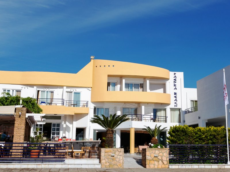 holiday rentals Hôtel Faedra Beach Resort Ammoudara