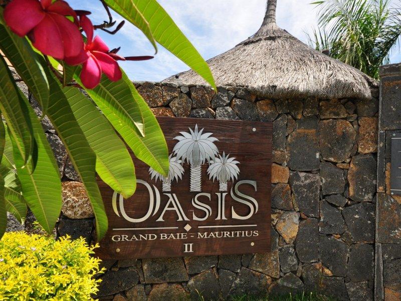 vakantie Les Villas Oasis Grand Baie