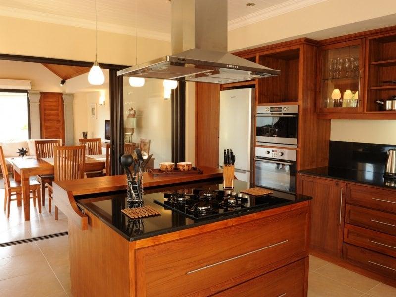 vakantie verblijf Les Villas Oasis Grand Baie