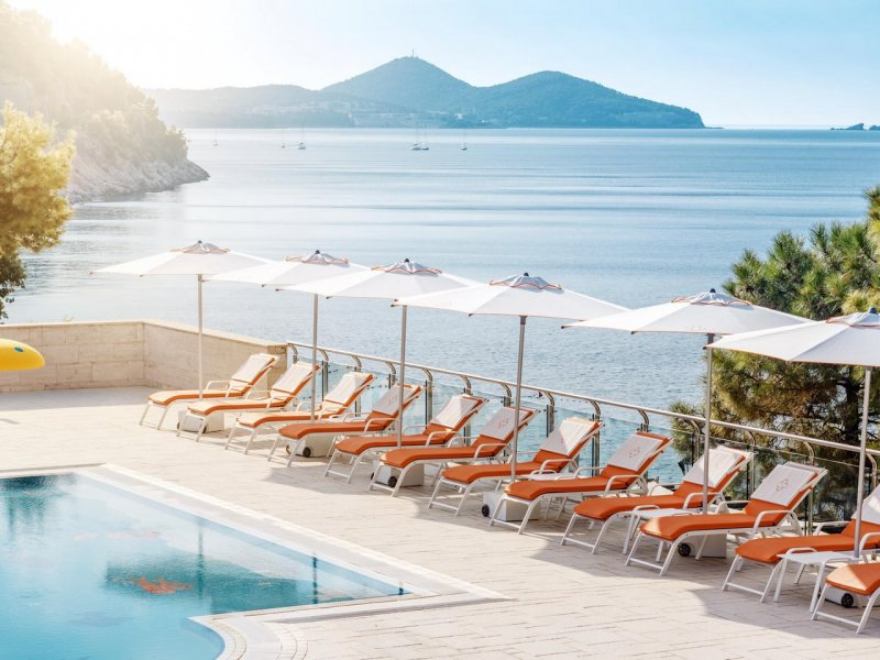location Sun Gardens Dubrovnik Orasac