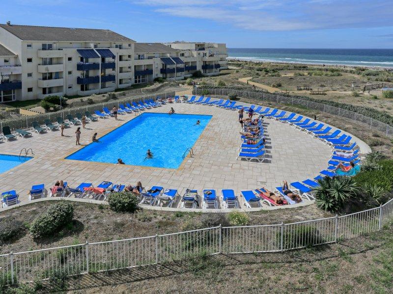 vakantie Bleu Marine Lacanau