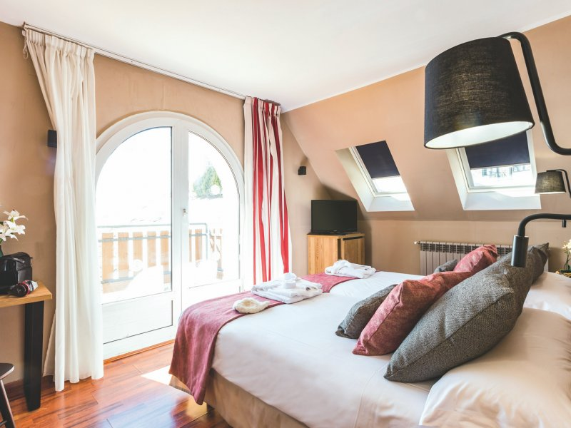 vakantieverblijf Hôtel Grand Pas Andorre