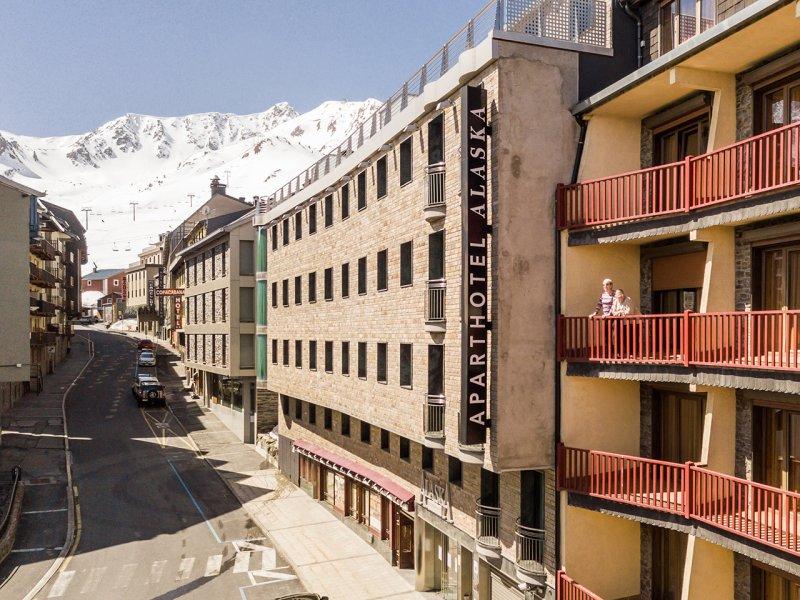 estancia vacaciones Pas de la Casa Alaska Andorra