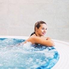 Baño de hidromasaje