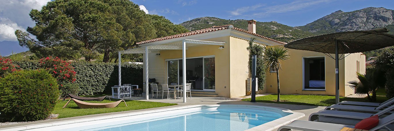 Accommodatie Domaine Villas Mandarine Calvi