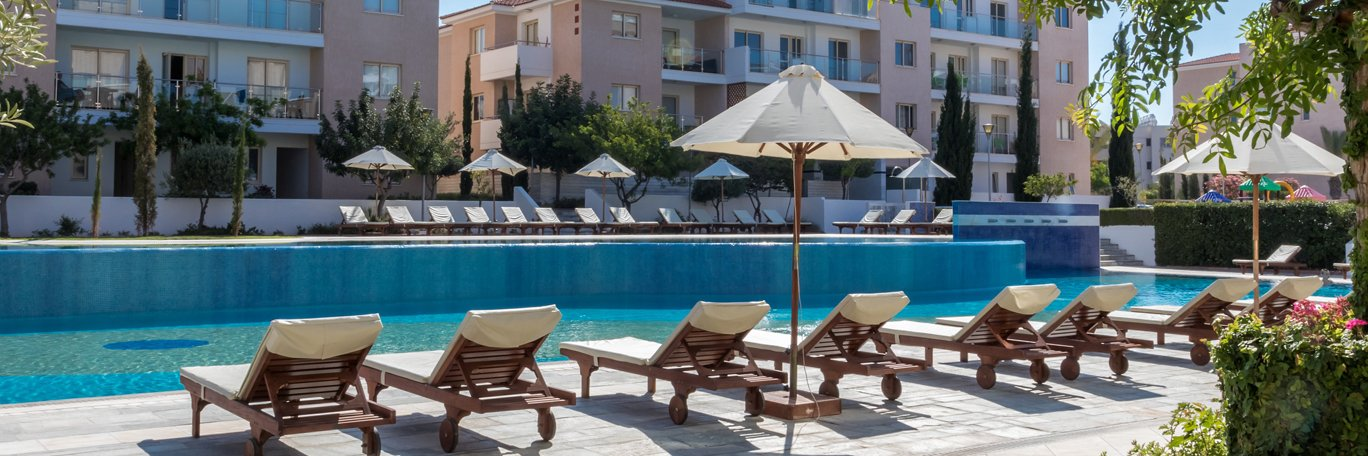 Accommodatie Elysia Park Paphos