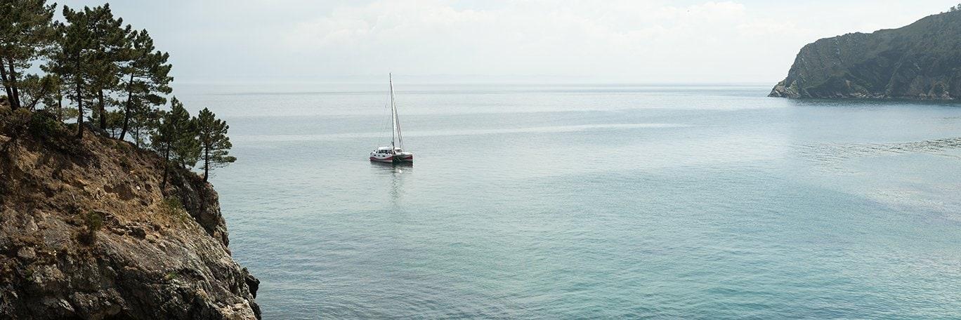 Panoramic visual Crozon - Morgat
