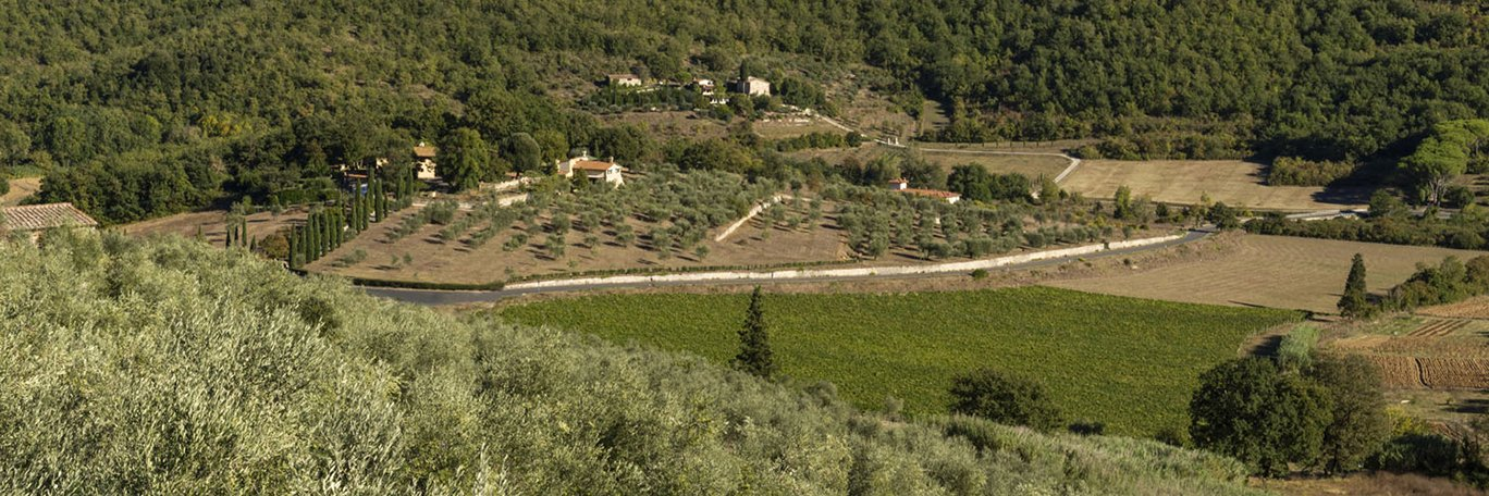 Panoramisch uitzicht San Donato