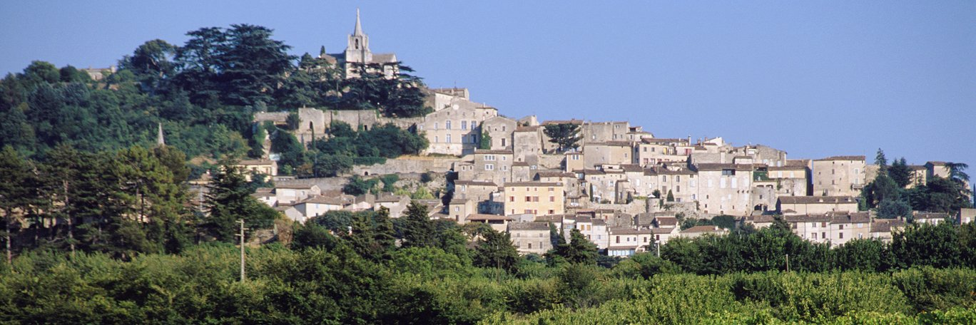 Panoramic visual Provence
