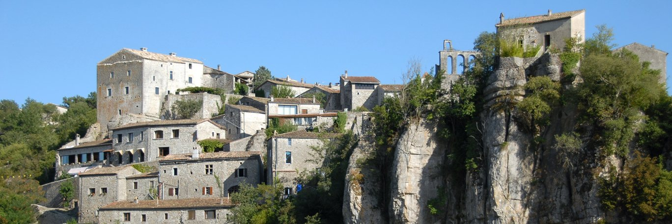 Panoramic visual Ardeche