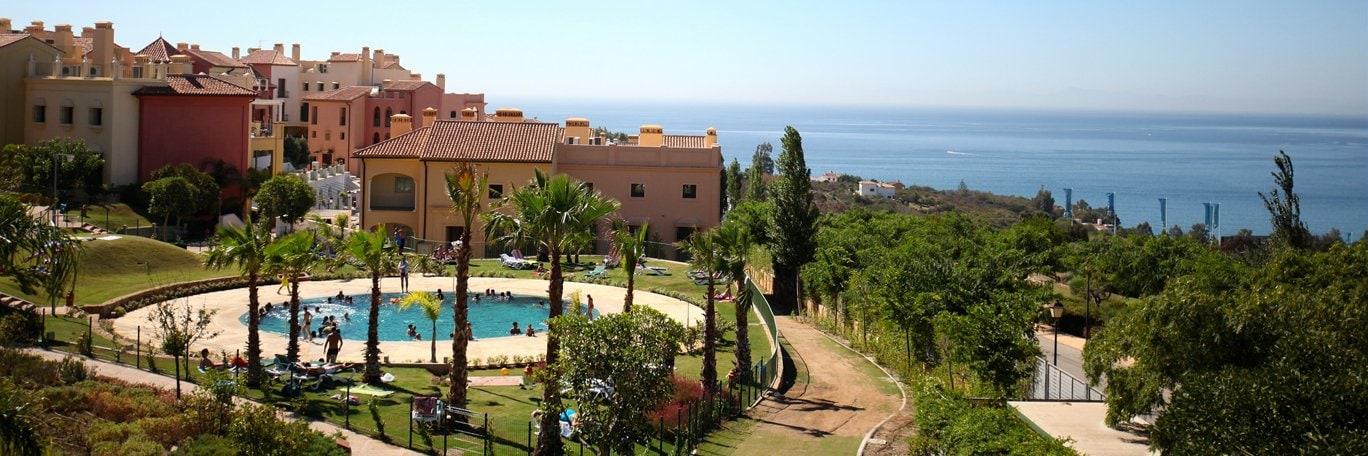 Alquiler Terrazas Costa del Sol Manilva - Malaga