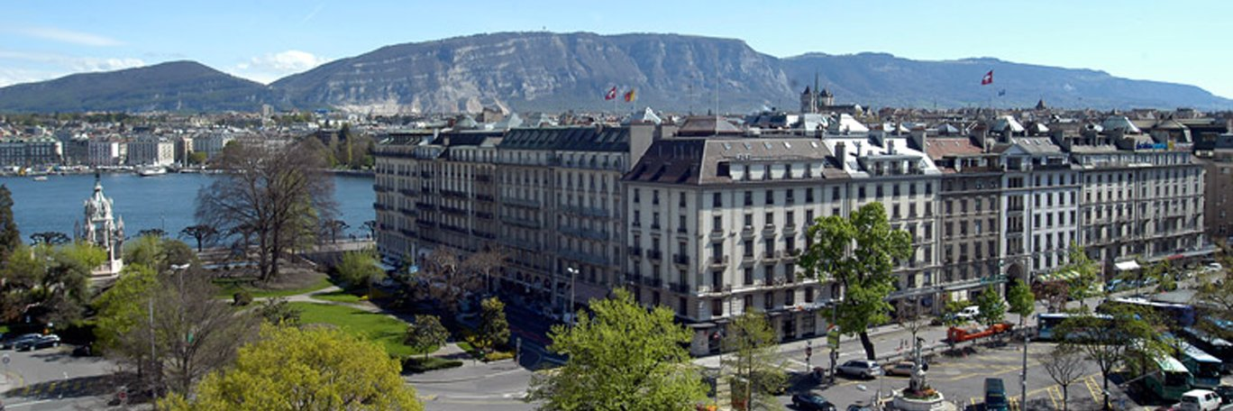 Panoramic visual Geneva