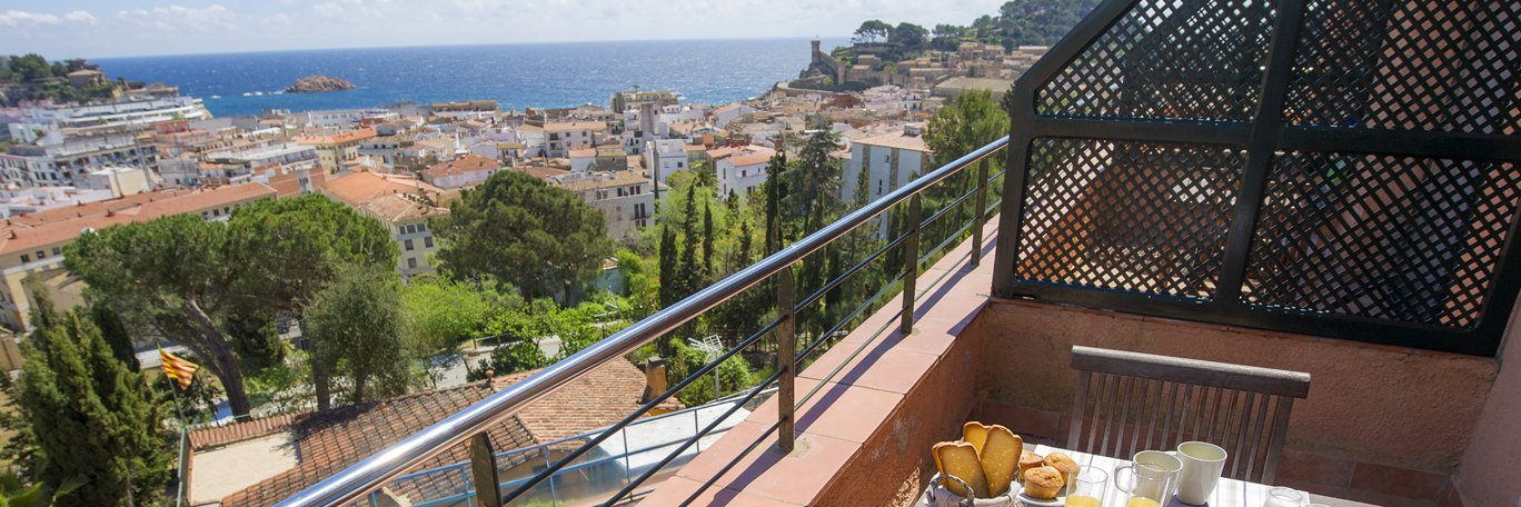 Location Villa Romana Tossa de Mar