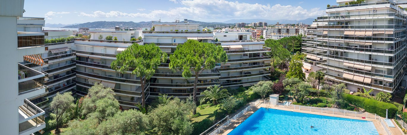 Accommodatie Le Tanit Juan-les-Pins