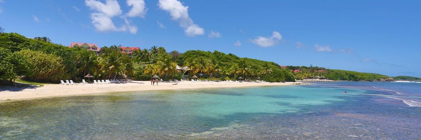 Vista panorámica Guadeloupe