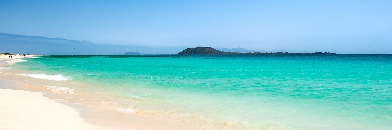 Vista panorámica Canarias