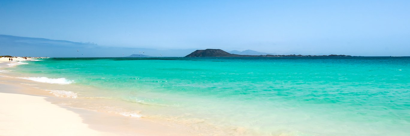 Vista panoramica Le Canarie