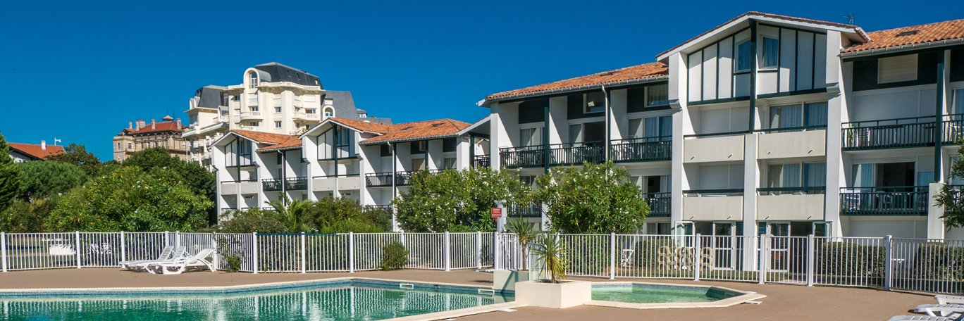 Accommodatie Mer et Golf Ilbarritz Bidart