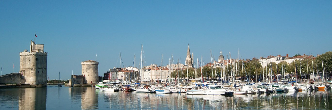 Panoramic visual La Rochelle
