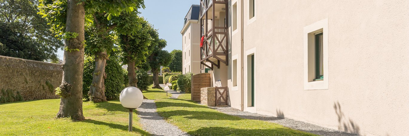 Accommodatie Ty Mat Saint-Malo