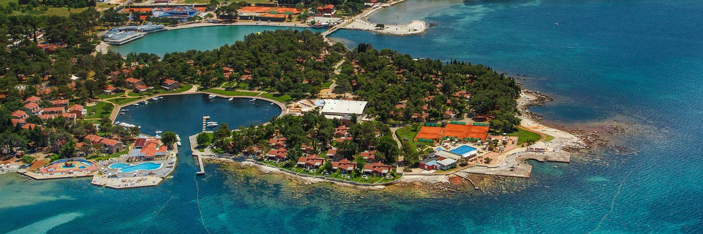 Accommodatie Sol Amfora Umag