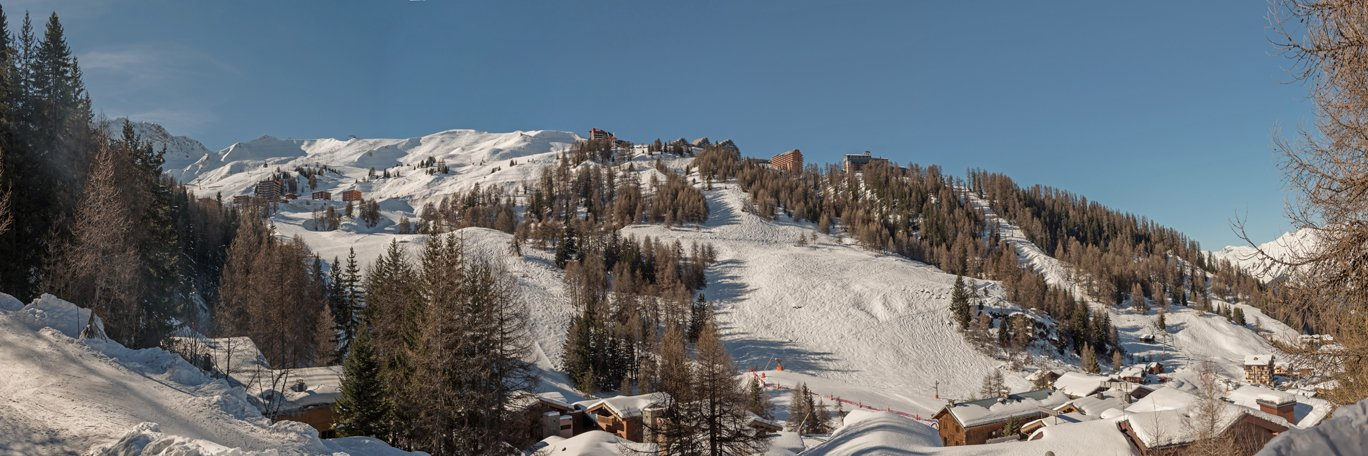 Panoramic visual Plagne