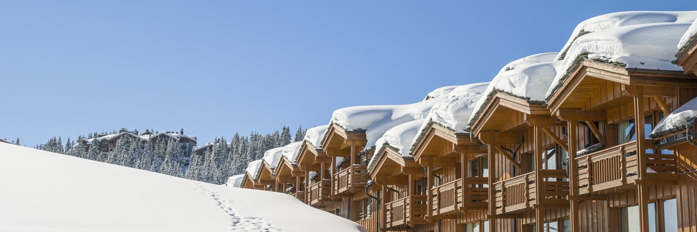 Accommodatie Les Chalets du Forum Courchevel 1850