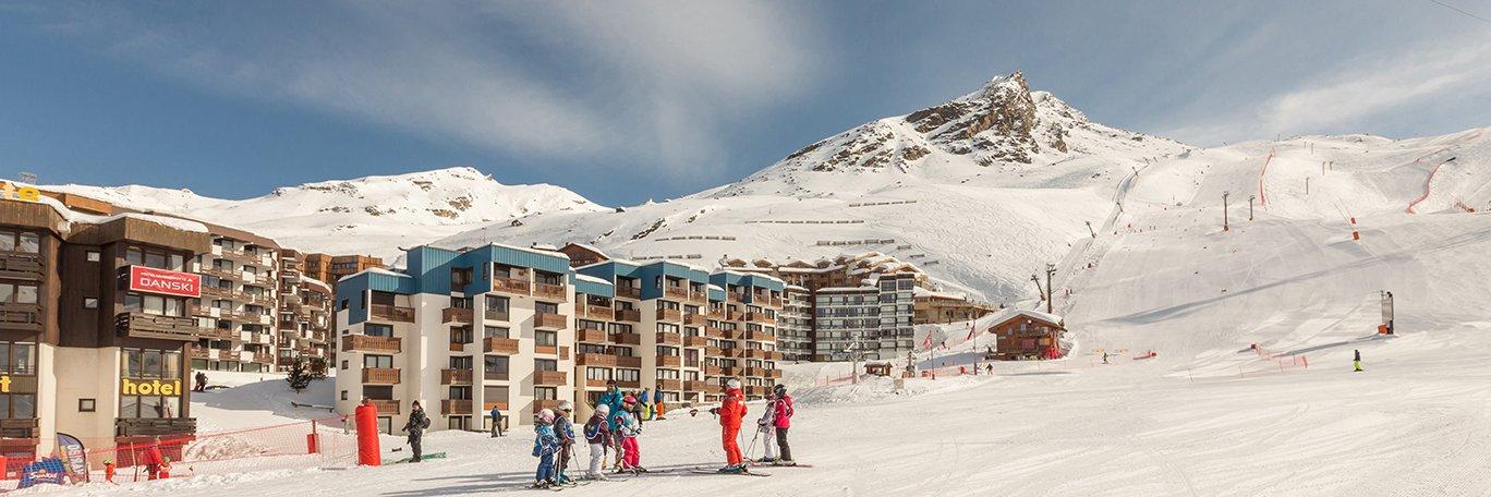 Visuel panoramique Val-Thorens