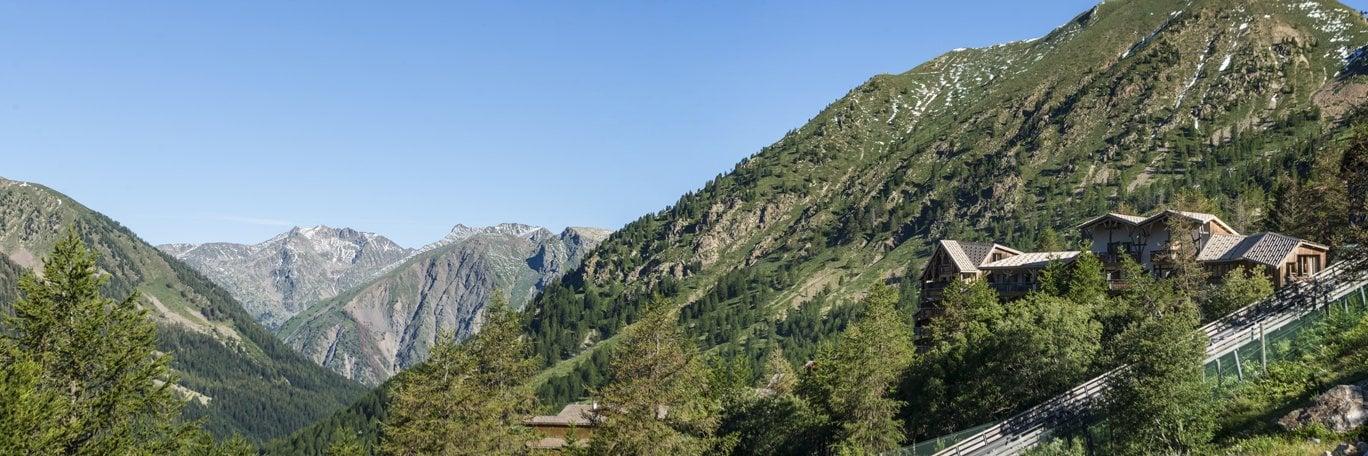 Location Les Terrasses d'Azur Isola 2000