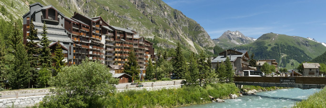 Location Les Balcons de Bellevarde Val d'Isere