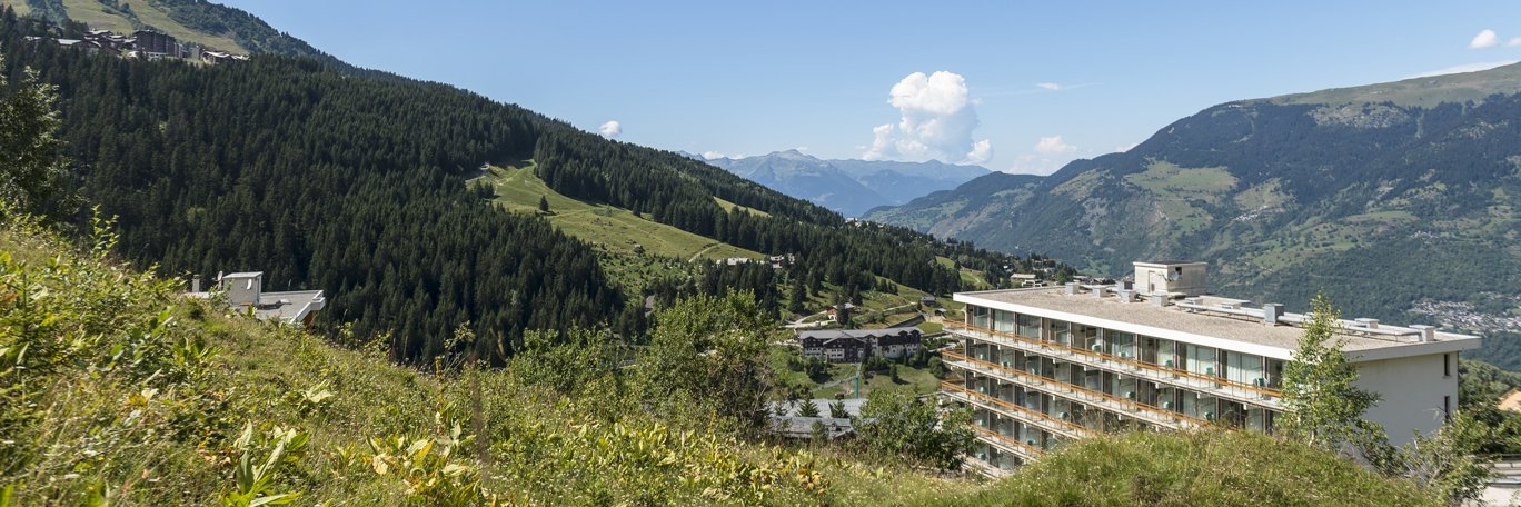 Accommodatie Le Moriond Courchevel 1650