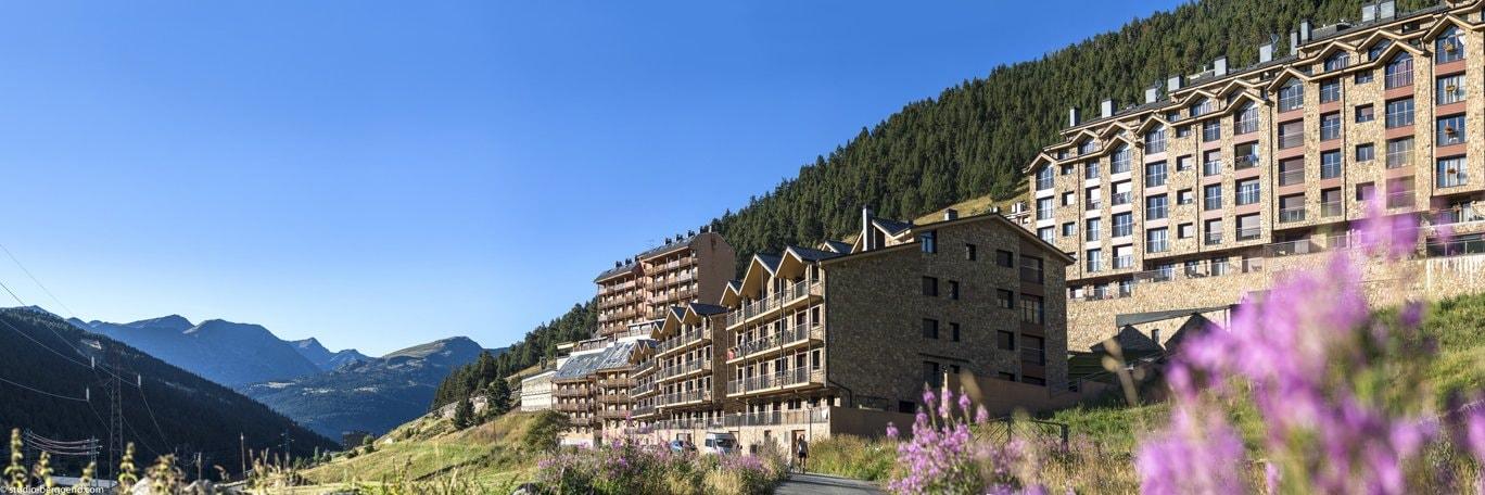 Andorra Bordes d'Envalira Andorre
