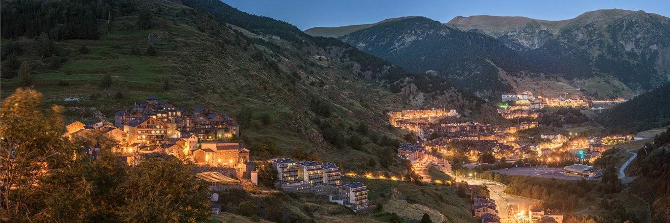 Andorra Alba El Tarter Andorre