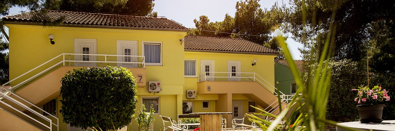 Accommodatie Matilde Beach Resort Vodice