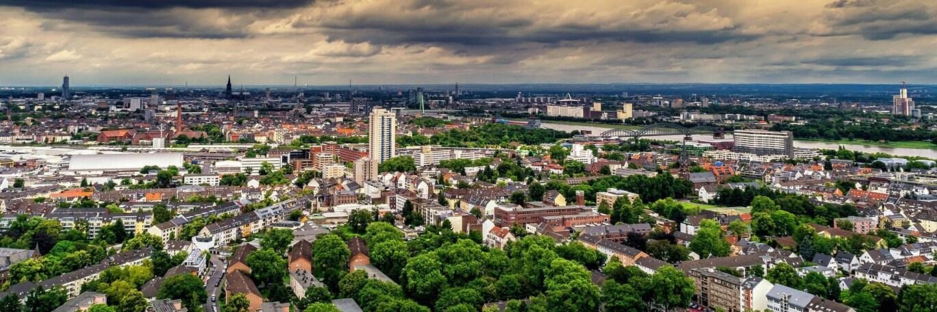Visuel panoramique Rhénanie Du Nord - Westphalie