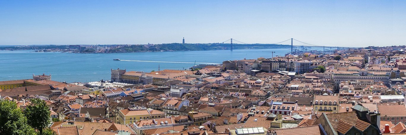 Panoramic visual Lisbon Region