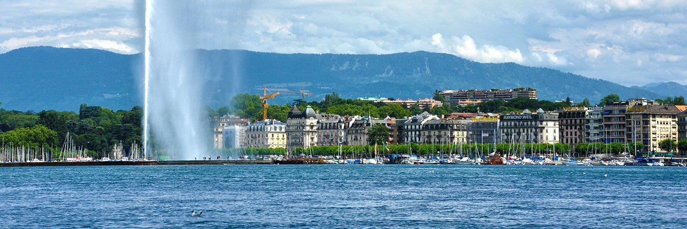 Visuel panoramique Genève