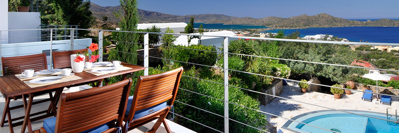 Location Elounda Vista Villas Elounda