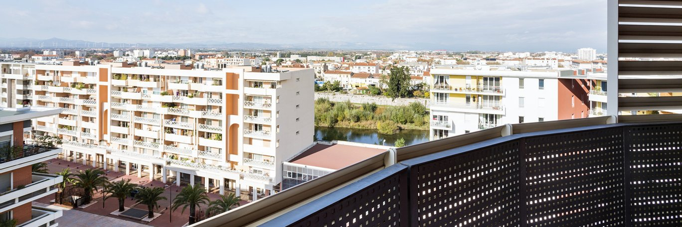 Accommodatie Mer & Golf City Perpignan Centre Perpignan