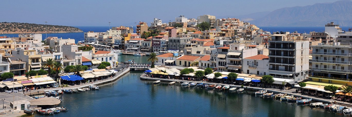 Panoramic visual Agios Nikolaos