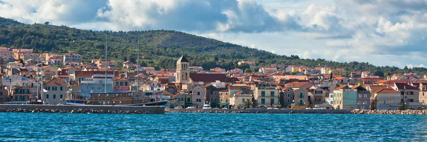 Panoramic visual Vodice